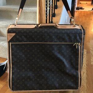 💯Authentic Louis Vuitton garment bag